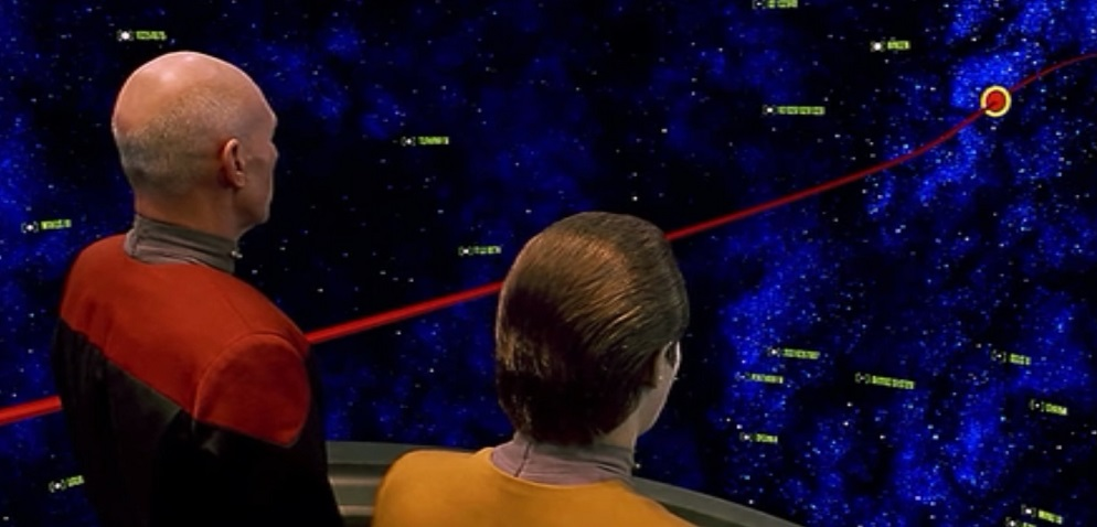 Feature Request Current Ship Orientation Marker In The Galaxy Map